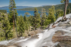 Eagle Falls (naveencseceg) Tags: california lake nikon weekend tahoe laketahoe roadtrip filter nd longweekend neutraldensity nikond5100