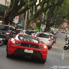 Ferrari 430 Scuderia (Ed Cunha Ph) Tags: ferrari curitiba scuderia f430 supercars 430
