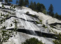 Roual Arches Cascade - Yosemite (docentjoyce) Tags: yosemitenationalpark yosemitevalley royalarches royalarchescascade