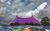 John Peel Tent - Glastonbury Festival (wentloog) Tags: uk camp england sky music cloud abstract field rock canon britain farm steve somerset tent indie 5d glastonburyfestival johnpeel bigtop worthy pilton 2016 garrington