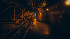Industrial Shoot 1 - DSC1181_3 (cleansurf2 Urbex) Tags: wallpaper urban color colour industry architecture dark underground industrial screensaver widescreen sony rustic toned ultra a7 4k urbex 16x9 ilce a7ii ilce7m2