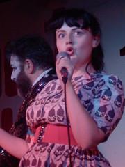 Sexy KC 27/06/16: Clare (Diamond Geyser) Tags: show music clare onstage 100club princetribute karaokecircus sexykc