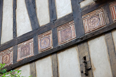 Maison aux faences de Gerberoy (zigazou76) Tags: faence gerberoy ruedulogisduroy