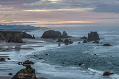 oregon-05-19-16-118-2 (Ken Folwell) Tags: ocean sunrise rocks waves skies water oregon canon5dmkii goldcollection