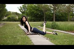 * (Henrik ohne d) Tags: park portrait bench ef85mmf18 eos5dmk2 may2016 suesuper