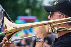 T-bone (sniggie) Tags: b kentucky tbone band danville trombone marchingband brass brassband boylecounty trombonist ontariocanada greatamericanbrassband waterloopoliceservicebrassband