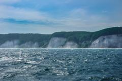 Insel Rgen - Kreidefelsen (dermatz_DE) Tags: deutschland insel berge rgen ostsee steilkste kaiserstuhl kste felsen weise kreidefelsen kreide klippe halbinsel ostseekste kstenlinie kstenstreifen kreideklippe