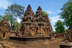 Banteay Srei (piggymonster) Tags: cambodia siem reap angkor wat