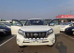 Toyota - Land Cruiser Prado - 2014  (saudi-top-cars) Tags: