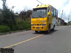 Colectivo Trans Nuevo Horizonte S,A, 46202 (Los Buses Y Camiones De Bogota) Tags: bus colombia bogota sa trans autobus nuevo colectivo horizonte 46202 usme busologia