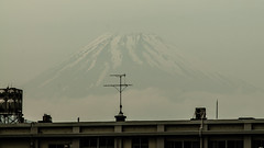 Mount Fuji (TheSpaceWalker) Tags: mountain japan train photography volcano photo nikon zoom sigma pic mountfuji 70200 d300 thespacewalker