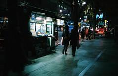 2028/1717 (june1777) Tags: street light night 35mm fuji ar superia snap 400 seoul konica f28 xtra fs1 hexanon angukdong