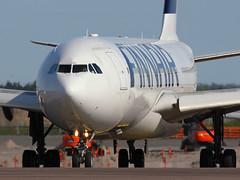 OH-LQC | Airbus A340-313 | Finnair (cv880m) Tags: ohlqc airbus a340 343 340300 340313 finnair finland helsinki vantaa hel