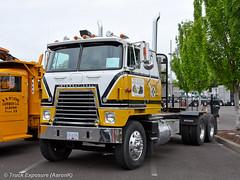1979 International Transtar II (Truck Exposure) Tags: coe cabover truck19701979