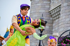 Mickey's Royal Friendship Faire (disneylori) Tags: princess prince disney disneyworld characters tiana wdw waltdisneyworld magickingdom disneyprincess naveen disneycharacters disneyprince facecharacters theprincessandthefrog mickeysroyalfriendshipfaire