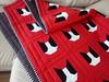 Red-dog-quilt_000023 (irina_vykhrestiuk) Tags: quilt homemade handmade modern child patchwork kids bedding blanket quilting throw twin memory