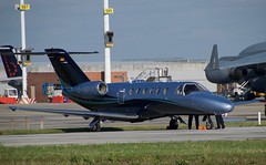 D-IMHA / Cessna 525A CitationJet CJ2 / EBBR-BRU gate /  (RVA Aviation Photography (Robin Van Acker)) Tags: brussels airplane photography airport outdoor aircraft air jet planes vehicle airlines airliner jumbo trafic jetliner avgeek