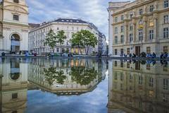 Karlskirche, Karlsplatz, Viena (walterguisao) Tags: austria viena astoundingimage