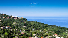 all that you can see (bmp | bruno martins photography) Tags: santa blue sea italy water azul landscape mar paisagem margherita itlia ligure