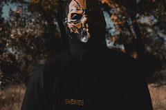 SE - 28 (Social Enemies) Tags: halloween landscape punk artist mask photojournalism masked 31 alternative darkphotography darkart memoir socialenemies