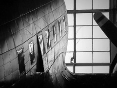 Caged Warbird (sldrukman76) Tags: aviation airplane aircraft c47 skytrain transport wwii worldwartwo worldwarii propeller museum longisland