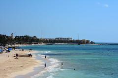 Playa Carmen 043 (BGS Fotografia) Tags: travel sea beach mexico mar playadelcarmen playa viajar caribe