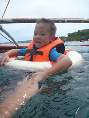 2016.6.20 Snorkelling @ Boracay 長灘島 (amydon531) Tags: trip travel family justin baby cute beach boys kids sisters island toddler brothers philippines snorkelling boracay jarvis bffs 菲律賓 沙灘 長灘島