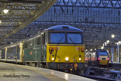 87002 Glasgow (barry.young10) Tags: glasgow central sleeper caledonian 87002 1m11