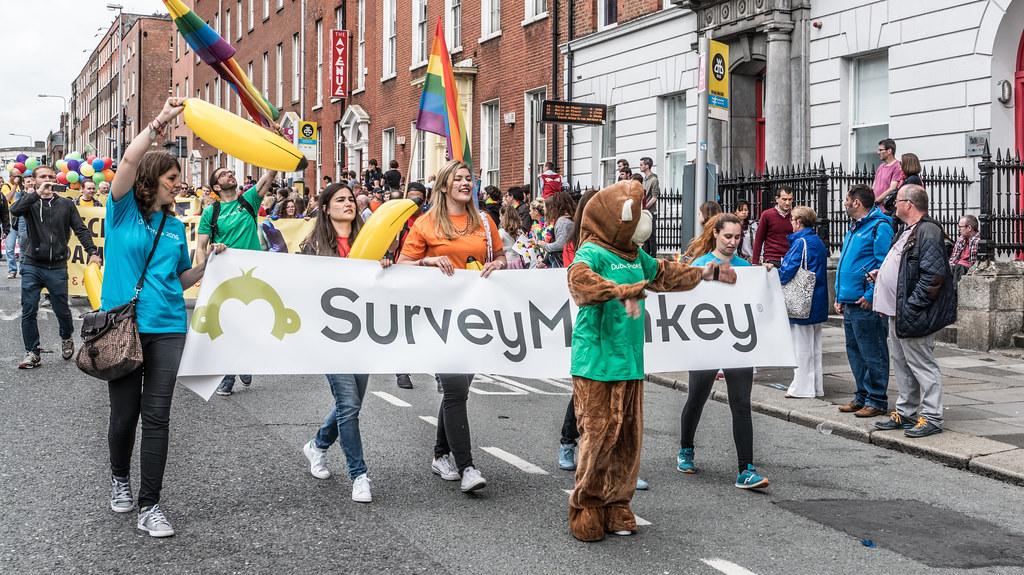 PRIDE PARADE AND FESTIVAL DUBLIN JUNE 2016 [SurveyMonkey]-118212
