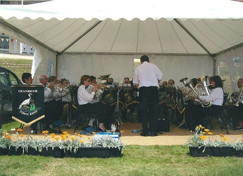 Steve Macintyre Conducting, Benenden Chest Hospital - 2005