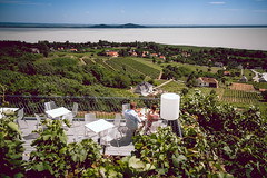 view over the lake (crybaby75) Tags: summer june canon wine 1785 balaton vino wein vinery 2016 nyr efs1785isusm badacsony jnius efs1785 1000d canoneos1000d