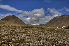 Pretzel Shaped Clouds? (tpeters2600) Tags: alaska canon landscape scenery hdr chugachstatepark photomatix eos7d tamronaf18270mmf3563diiivcldasphericalif