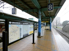 Badu, Taiwan (asterisktom) Tags: railroad train taiwan rail february badu 2016 trip20152016cambodiataiwan