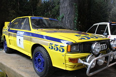 1985 Audi Quattro A2 (Crackers250) Tags: car museum display rally racing collection wrc audi a2 beaulieu nationalmotormuseum motorsport quattro groupb rallying 2015 hannumikkola