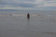 Wading Out To Sea (jpcrocks450) Tags: crosby liverpool statue art artinstallation beach seaside anotherplace antonygormley