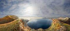 (viton_I) Tags: sea sky sun landscape spring panoramas crimea