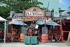 La Taverne St Maarten (Eric Holmes) Tags: ocean cruise sea st islands virgin caribbean maarten