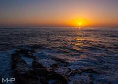 La Jolla Sunset (rcpromike) Tags: ocean california sunset water rocks sandiego sony lajolla pacificocean scrippspark sonyalpha sonya200