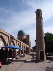 Uzbekistan 2013 (hunbille) Tags: mosque uzbekistan kok shakhrisabz gumbaz kokgumbaz