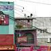 Una simpatica insegna che richiama caminito, la celebra via di Buenos Aires