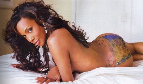 Something is. Vivica fox ass pictures