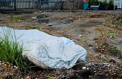 (mjohnso) Tags: newjersey lot jerseyshore mattress beachhouse nikond3000