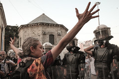 IMG_5645 (Miguelistan) Tags: park turkey square police istanbul unrest riots taksim turkish gezi erdogan recep tayyip akp receptayyiperdogan