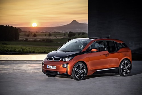 2014 bmw i3 ev official pictures . mega photo gallery