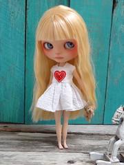 LILLE - a Norwegian little girl