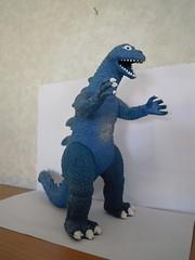 A blue Godzilla (ItalianToys) Tags: blue monster toy toys action godzilla figure mostro giocattoli giocattolo
