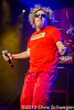 Sammy Hagar @ Four Decades of Rock Tour, DTE Energy Music Theatre, Clarkston, MI - 08-26-13