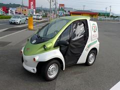 COMS (コムス) (MRSY) Tags: car japan ev toyota 日本 車 coms seveneleven wakayama セブンイレブン 和歌山市 電気自動車 コムス