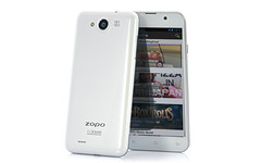 smartphone android zopo (Photo: ZOPO Mobile Phone on Flickr)