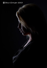 Profile (steg2012) Tags: studio model blonde hitchincameraclub ringexcellence dblringexcellence tplringexcellence theresalouise eltringexcellence saracenhouse